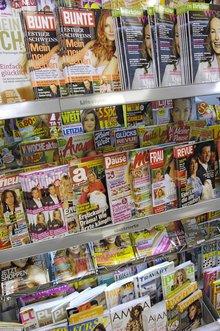 Zeitschriftenständer