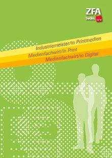 Broschüre Branchenbezogene Weiterqualifizierungsmöglichkeiten