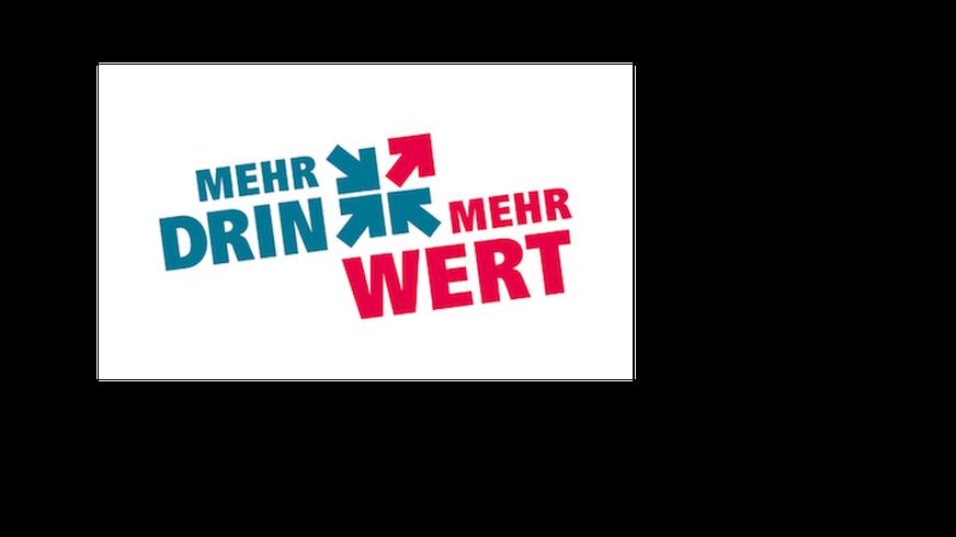Logo neu mehr drin