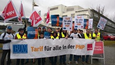 Protest PNP