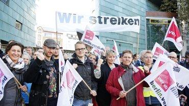 Streik DI