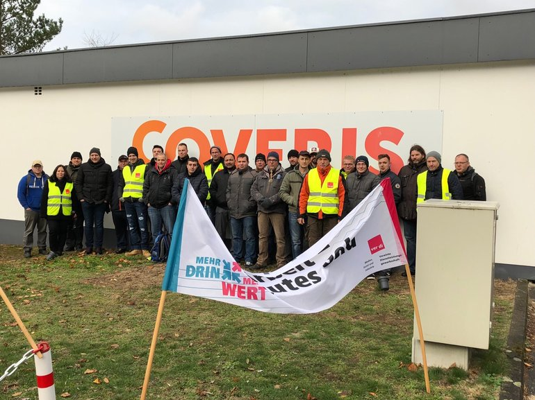 Coveris Flexibles in Halle (Westfalen)