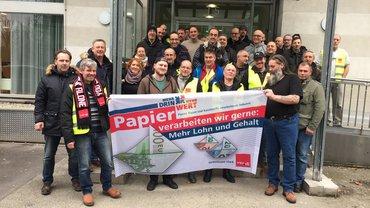 Streikversammlung Hessen