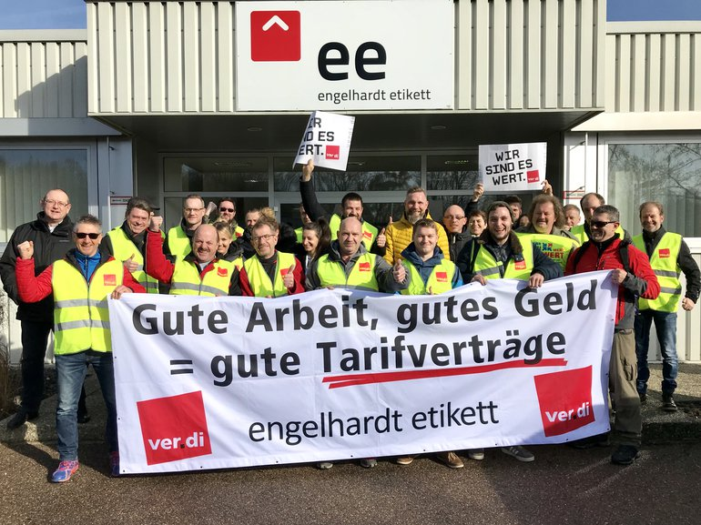 Engelhardt Etikett