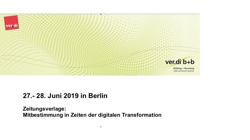 Verlagskonferenz