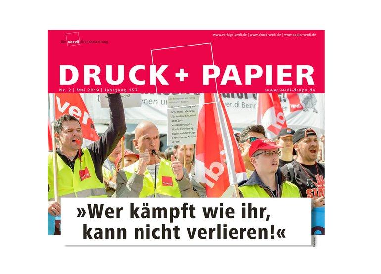 DRUCK + PAPIER 2019-2