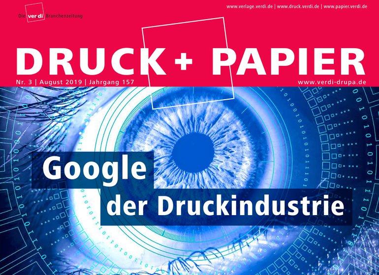 Druck+Papier 3-2019