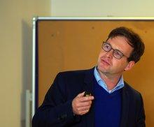 Thomas Gehringer, ver.di-Experte für Verkehrspolitik