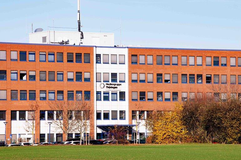 Druckzentrum Erfurt