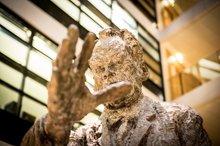 Willy Brandt Statue