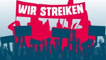 Mehr Streiks erwartet