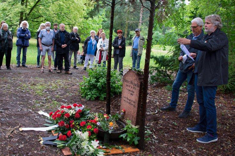 Gedenken an Heinz Kapelle