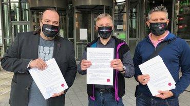 Proteste bei Gruner+Jahr